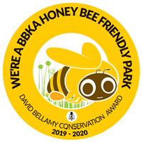 Honey Bee Friendly Park Award