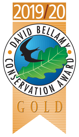 David Bellamy Conservation Gold Award