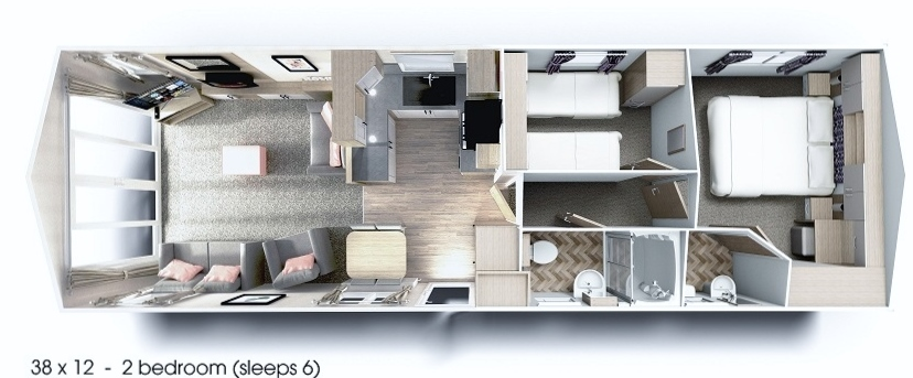 Willerby Manor layout